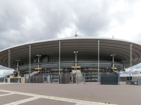 建筑位于Saint-DenisStade de France, Porte E, Zac du Cornillon Nord 1