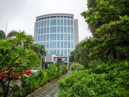 Building at Prince Infocity II, Unit No. 1, 1st Floor, 283/3 & 283/4, Rajiv Gandhi Salai (OMR), Perungudi in Chennai 1