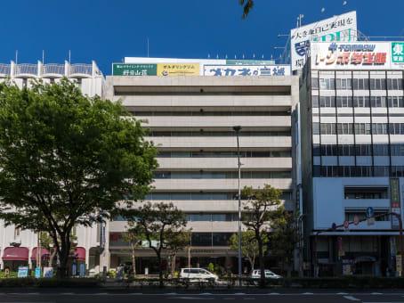 建筑位于Okayama6-36 Honmachi, 4F No.ichi Central Bldg, Kita-ku 1