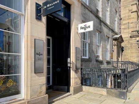 建筑位于Edinburgh93 George Street 1