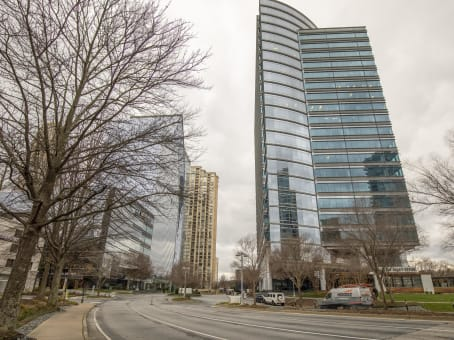 建筑位于Atlanta3500 Lenox Rd North, Suite 1500 1
