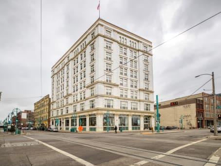 建筑位于Milwaukee342 N. Water Street, Suite 600 1