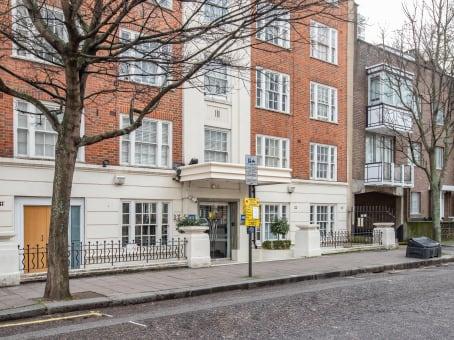建筑位于London1 Burwood Place, St George's Fields 1