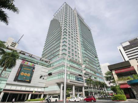 建筑位于Manila5/F Gateway Tower, Gen. Roxas Avenue cor. Gen. Aguinaldo Avenue, Araneta Center, Cubao, Quezon City 1