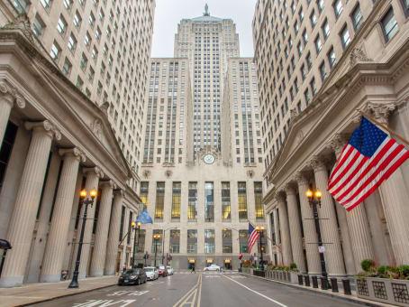建筑位于Chicago141 West Jackson Boulevard, Downtown, Suite 300A 1