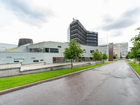 Building at Korkeakoulunkatu 7 in Tampere 1