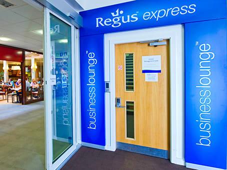 建筑位于ChesterBroughton Shopping Park, 1st Floor, Management Suite 1