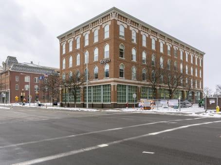 Building at 251 North Rose Street, Suite 200 in Kalamazoo 1