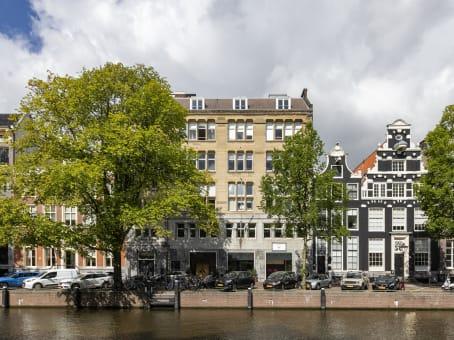 建筑位于AmsterdamHerengracht 124-128 1