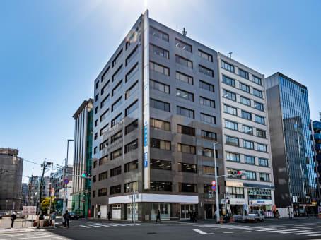 Lokalizacja budynku: ulica 3-27-25 Hakataekimae, 8F/9F Daini Okabe Bldg., Hakata-ku, Fukuoka 1