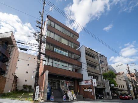 Building at 4F/5F Sanjo COHJU building, 24 Umetada-cho, Nakagyo-ku in Kyoto 1