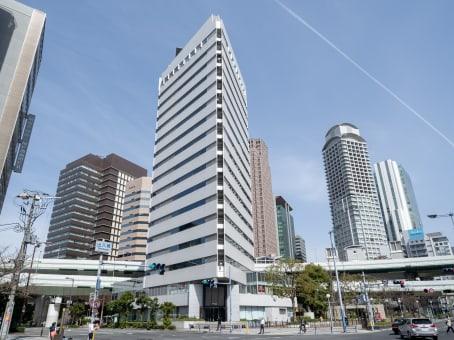 Building at 2-6-20 Umeda, Pacific Marks Nishi-Umeda 4F, Kita-ku in Osaka 1
