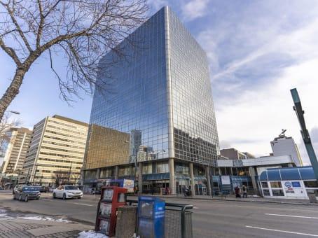 建筑位于Edmonton10665 Jasper Avenue, First Edmonton Place, 14th Floor 1