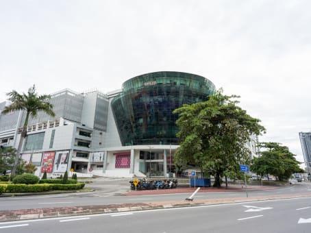 建筑位于Kota Kinabalu1, Jalan Tun Fuad Stephens, 8-1, 8th Floor, Suria Sabah Shopping Mall 1