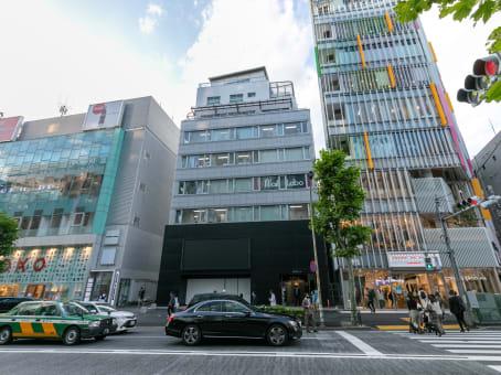 Lokalizacja budynku: ulica 6-28-9 Jingumae, 3F/5F/6F Tobu Building, Shibuya-ku, Tokyo 1