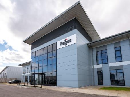 建筑位于Aberdeen6 International Avenue, Cirrus Building, ABZ Business Park 1