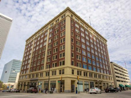 建筑位于Tulsa321 South Boston Avenue, Downtown, Suite 300 1