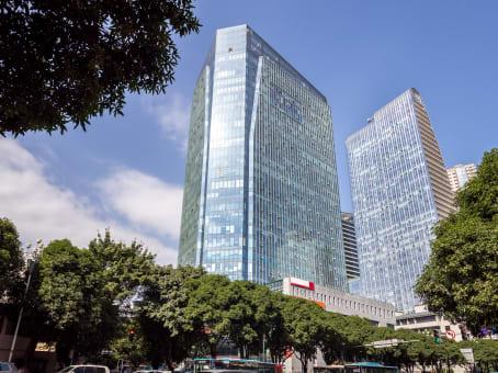建筑位于福州市五四路82号, 融都国际大厦10楼, 鼓楼区 1