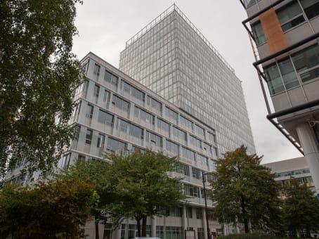 建筑位于Bratislava9th floor, Block E, Apollo Business Centre II, 4D Prievozska street 1
