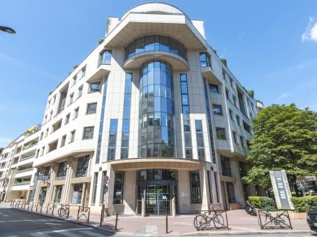 建筑位于Levallois-Perret105 rue Anatole France, 6th Floor 1