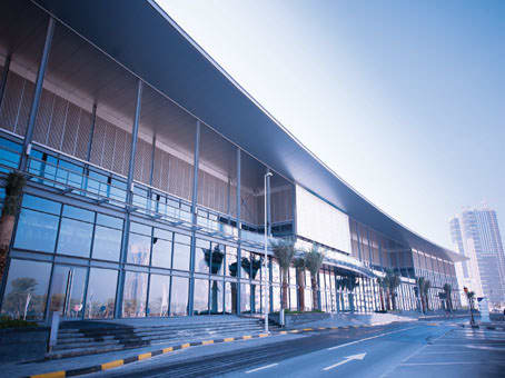 Building at Sharjah Expo Centre in Sharjah 1