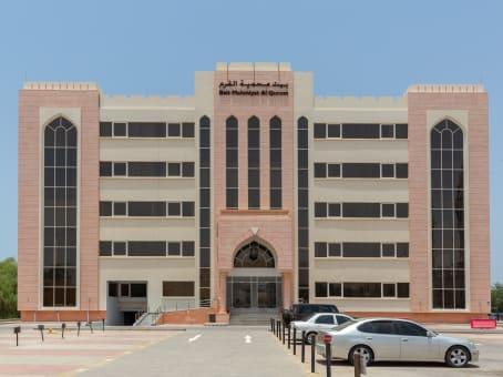 建筑位于Muscat1st. Floor, Regus Shatti Al Qurum, Bait Mahmiyat Building, Shatti Al Qurum 1