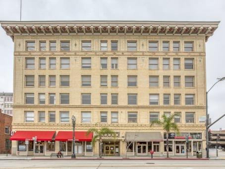 建筑位于Pasadena117 East Colorado Boulevard, Old Pasadena, Suite 600 1