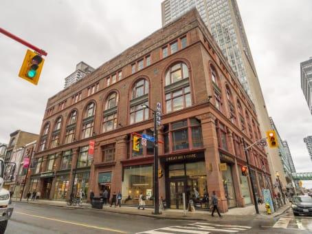 建筑位于Toronto229 Yonge Street, Suite 400 1