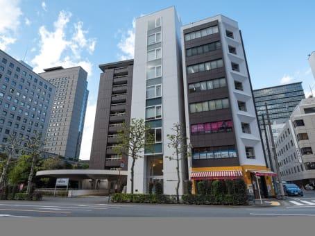 Building at 3-7-2 Kanda Nishikicho, 7F, 8F & 9F Tokyodo Nishikicho Building, Chiyoda-ku in Chiyoda-ku 1