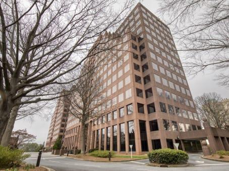 建筑位于Atlanta2727 Paces Ferry Road, Cumberland, Suite 750 1