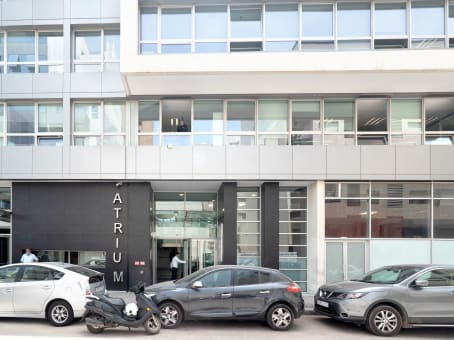 Building at Immeuble ATRIUM, N°374, Lotissement Manazyl Al Maymoune, Boulevard Abdelmoumen in Casablanca 1