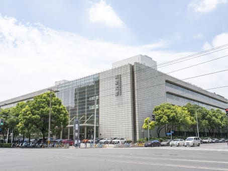 建筑位于上海市碧波路888号, 畅星大厦1层, 浦东新区 1