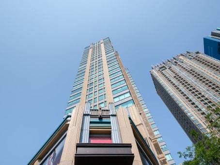 建筑位于Bangkok20F, SJ Infinite I Business Complex, 349 Vibhavadi-Rangsit Road, Chompol, Chatuchak 1