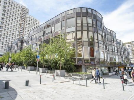 建筑位于Rennes20 Rue d'Isly, Immeuble 3 Soleils 1