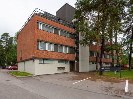 建筑位于EspooAalto University Campus, Metallimiehenkuja 10 1