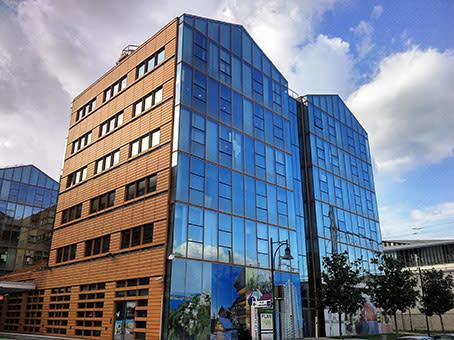 建筑位于Paris11 Rue de Cambrai, Immeuble L'Artois, Pont de Flandre 1