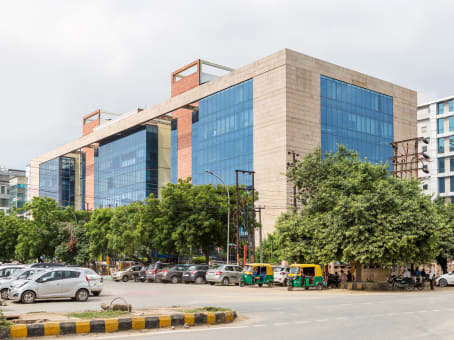 建筑位于NoidaTapasya Corp Heights, Ground Floor, Sector 126 1