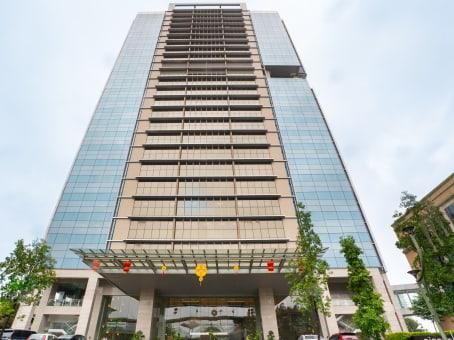 建筑位于Bandar SunwayThe Pinnacle Persiaran Lagoon, Subang, Suite 20-01 & 20-02B, Level 20, Jaya Selangor, Darul Ehsan 1