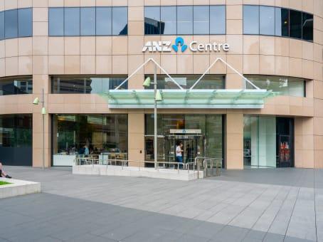 建筑位于Auckland23-29 Albert Street, Level 33, ANZ Centre 1