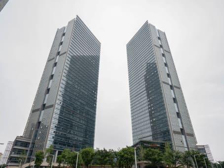 建筑位于南京汉中门大街301号, 苏宁睿城中心E07大厦8楼 1