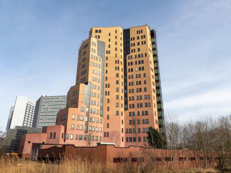 建筑位于AmsterdamKingsfordweg 151 1