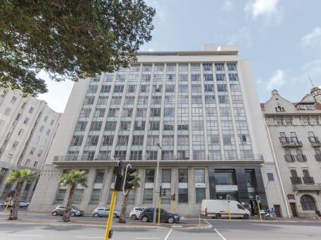 建筑位于Cape TownCorner Wale Street and Burg Street, 7th Floor, Mandela Rhodes Place 1