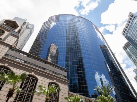 建筑位于香港新纪元广场低座7楼, 皇后大道中181号, 上环 1