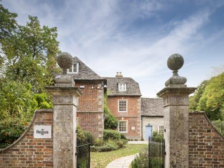 建筑位于Royal Wootton BassettLime Kiln, Lime Kiln House 1