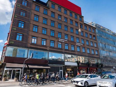 建筑位于CopenhagenBusiness Centre Raadhuspladsen, Raadhuspladsen 16 1