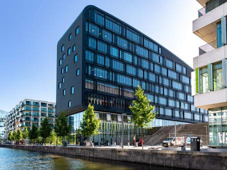 建筑位于CopenhagenBusiness Centre Winghouse, Oerestads Boulevard 73 1
