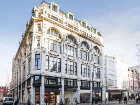 建筑位于LondonMappin House, Oxford Street 1