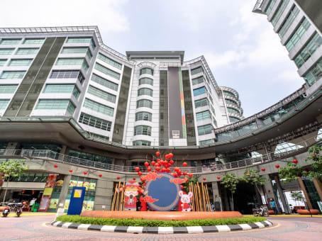 建筑位于Kuala LumpurL-07-01, Level 7, Block L, Solaris Mont Kiara, No. 2, Jalan Solaris Mont Kiara 1