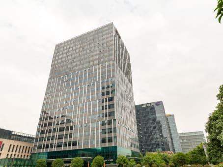 建筑位于上海市大连路588号, 宝地广场B座16层, 杨浦区 1