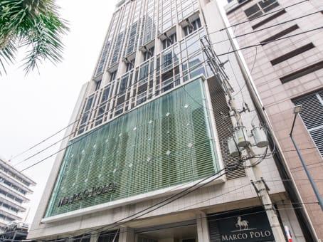 建筑位于PasigSapphire Road, 19th Floor, Marco Polo Ortigas, Ortigas Center 1